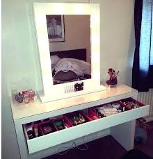 makeup vanity with lights light makeup vanity mirror with lights ikea