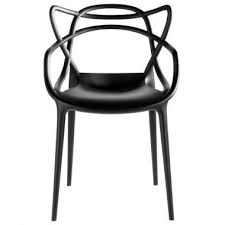 kartell modern italian masters dining chair by philippe starck