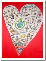 heart map anchor charts pinterest heart map and anchor charts Heart Map For Writers Workshop writer's workshop anchor charts Writing Heart Map Printable