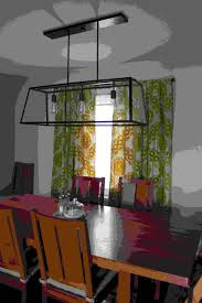 dining room contemporary small dining room chandelier long