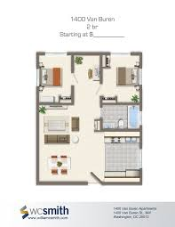 3 Bedroom Apartments In Washington Dc Impressive Design