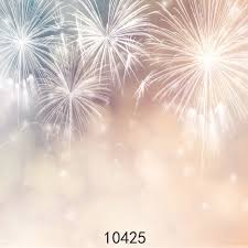 New Year Backdrops New Year Fireworks Photography Backdrops Fantasy Lighting Decoration