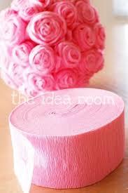 Diy Flower Balls Tissue Paper Tissue Rosette Kissing Balls Paper Roses Tutorial Crafts