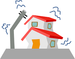 Yawd provides for you free earthquake cliparts. House Is Shaking In An Earthquake Clipart Free Download Transparent Png Creazilla