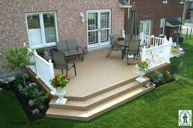 Backyard Deck Designs Plans Simple Decorating Design