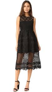 Ministry Of Style Demure Midi Dress Shopbop
