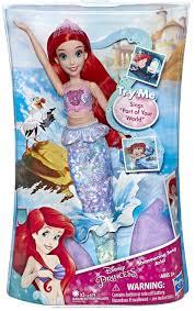 Интерактивная <b>кукла Hasbro Disney Princess</b>, E3046 – A 0001 ...