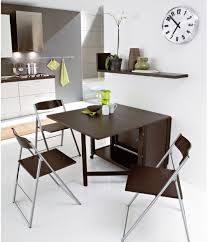 dining room folding chairs. Folding Dining Table Ideas For Small Spaces With Chairs Room T