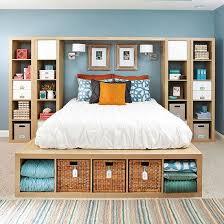 Great Master Bedroom Storage