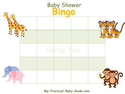Baby Shower Bingo Cards  Printable Bingo Activity Game And Baby Shower Bingo Cards Printable