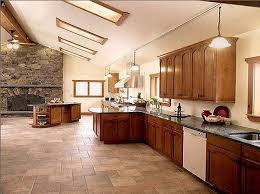 these are one of kitchen tile ideas that can be a great option besides granite for countertops and tin for backsplash