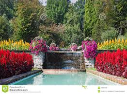 Small Picture Huge Beautiful Garden Royalty Free Stock Image Image 16201056