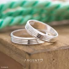 stand by you 925 silver couple rings by argento