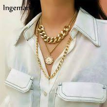 <b>Queen</b> Fashion Necklace