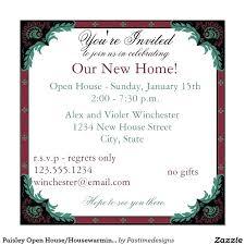 Open House Invite Samples Business Open House Invitations Ukiblog