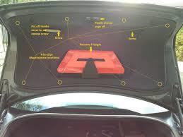 Fix License Plate Light Diy Fix Early Vin B6 Rear License Plate Light Lens Screw