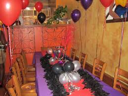 ... Home Decor Large-size Party With A K The Blog How To Decorate Birthday  Dinner Red ...