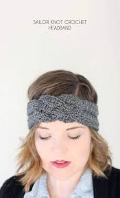 Easy Crochet Headband Pattern Free Fascinating 48 Free Crochet Headband Patterns To Try This Weekend DIY Crafts