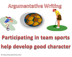 argumentative writing about sports and image argumentative writing about sports argumentative writing about sports good character