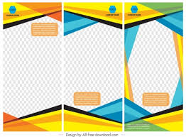 corporate banner backgrounds colorful
