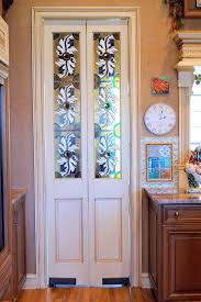 interior view of doors