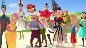 Meet the Robinsons (2007) - Movie Review : Alternate Ending