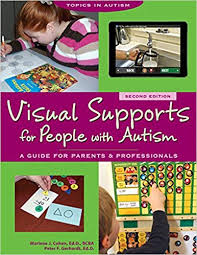 Working With Autistic People Visual Supports For People With Autism A Guide For Parents