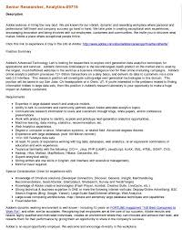 Astonishing Resume For Analytics Job 52 About Remodel Resume For Customer  Service With Resume For Analytics
