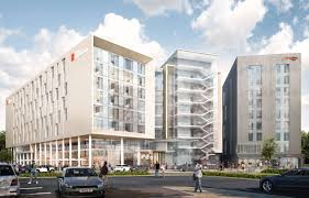 hilton nyse hlt has signed a management agreement with versant hotels ltd to open new hilton garden inn and hampton by hilton hotels at manchester