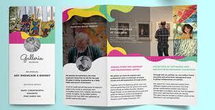 school brochure design ideas top 25 creative brochure design ideas from top designers