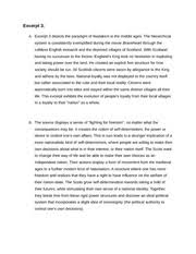 v for vendetta dictator techniques essay v for vendetta the  4 pages braveheart assignment