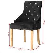 Esszimmerstühle 6 Stk Holz Weiß Und Natur In 65468 Trebur