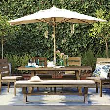 outdoor furniture west elm. West Elm Jardine Expandable Dining Table Outdoor Furniture Sale U