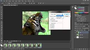 Find a gif off the internet and drag it into photoshop, and you will see the separate frames that make up the animation. Create An Animated Gif In Photoshop Cs6 Youtube