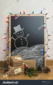 Chalkboard With Lights Christmas Gifts Next Chalkboard Snowman Decorated Signs
