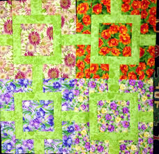 A Dad who dyes fabrics and quilts.: Garden Path Quilt Blocks ... & A Dad who dyes fabrics and quilts.: Garden Path Quilt Blocks - Fujita Maze  from McCall's Quilting Magazine. Adamdwight.com