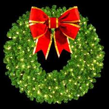 Outdoor Lighted Wreath Cool Outdoor Lighted Wreath Architecture And Home Ritzcaflisch