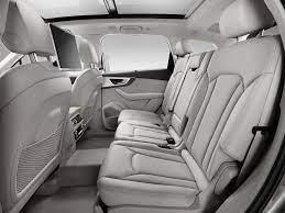Audi Q7 Innenraum Audi Q7 Audi Q7 Interior Audi Interior