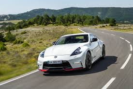 new car releases september 2014Nissan turns up the excitement with fully updated 370Z NISMO  Car