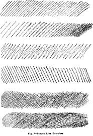 Exercises To Draw Evenly Spaced Lines And Strokes And For
