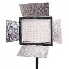 Светодиодный <b>осветитель Yongnuo YN900 II</b> 3200-5500K от ...