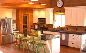 cabin kitchen design. Fine Cabin Log Cabin Kitchens Cabinets U2014 The New Way Home Decor  Designing Dazzling  In Cabin Kitchen Design