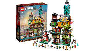 LEGO 71741 Ninjago City Gardens: Alle Infos zur neuen Erweiterung