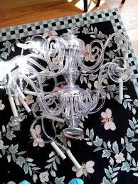 i m headed to the home owner s house tomorrow with the homeowners permission to take more pictures and inspect the broken chandelier