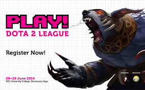 play dota 2 league