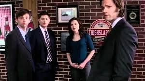 Julia Rhodes in Supernatural.mp4 - YouTube