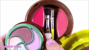 claires haul cheeseburger makeup pucker pops blind bag squishy lip balm maa beauty review vidéo dailymotion