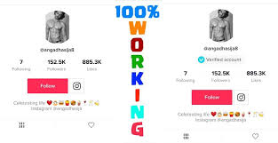Either means, these guys have been within tik tok get max followers & likes free the enterprise lengthy sufficient to know exactly what their purchasers are looking for, and. Tik Tok Coins Verified Account Fans For 2019 Working