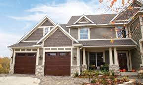 Residential garage door Glass Null Sterling Overhead Door Residential Garage Doors Midland Garage Door