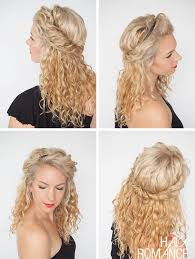 30 easy diy curly hairstyles for daily looks ideas 21